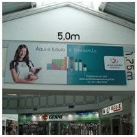 3 - Painel Horizontal – Mall